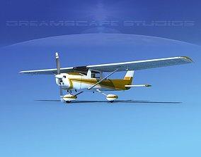 3D Cessna 152 Commuter V10