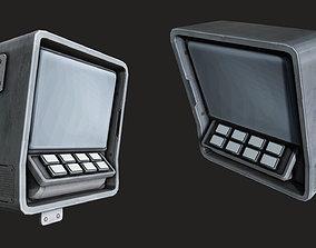 3D model Terminal Console