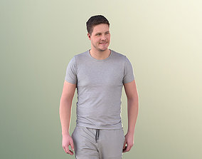 Liam 11128 - Young Sporty Man 3D asset VR / AR ready