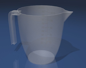 Measuring Cup 3D model