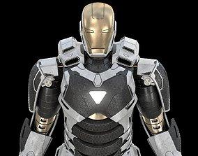 Iron man Marvel Avengers Mark 39 Gemini 3D model