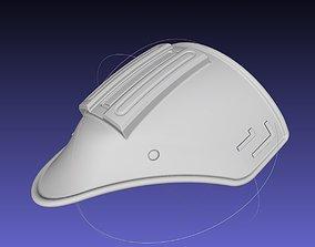 3D print model Star Wars The Mandalorian Cara Dune 1
