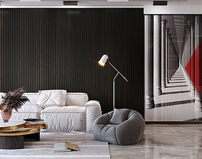 Interior Scene interior 3D