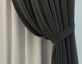 coverings curtains 3D model