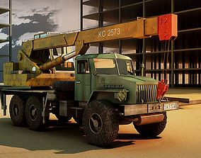 3D KS 2573 Auto Crane