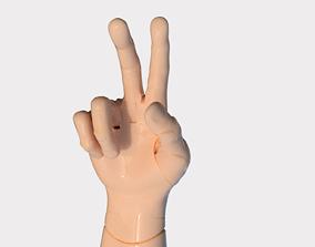 3D Articulated Hand