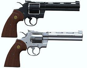 3D Colt Python 357