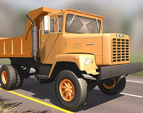 FWD Tractioneer 3D asset