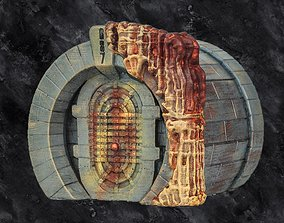 Vault 687 - Harry Potter Gringotts 3D printable model 1