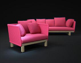 Sabi-sofa 3D model