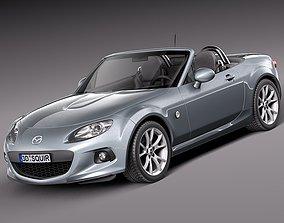 3D Mazda Mx-5 2013