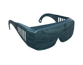 Saefty glasses 3D