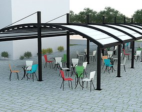 canopy 3D Awning