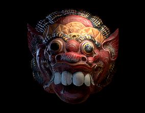 Indonesian Mask 3D model