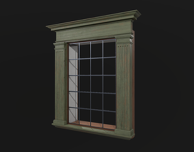 Small window 3D model