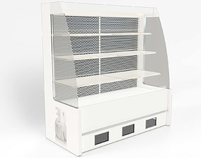 3D model Chiller cabinet shop display
