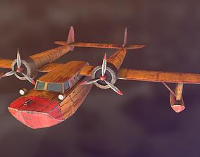 3D model Plane TaleSpin