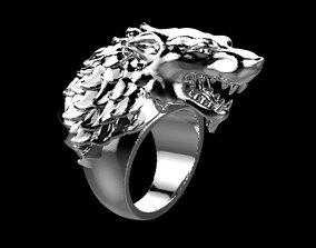 3D print model GoT Ring