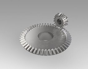 3D model Pinion conical