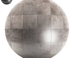 3D asset Elapse Stone Tile 01