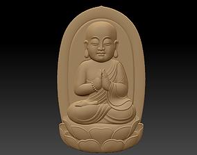 3D print model prayer pendant