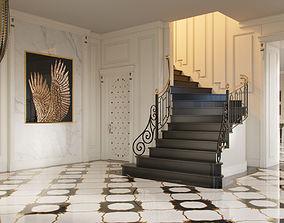 3D model Visionnaire Interior Scene