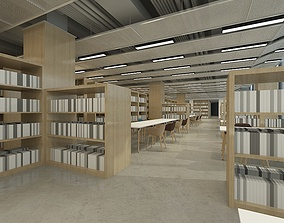 Library 2 3D