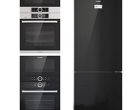 Appliances Bosch 3D
