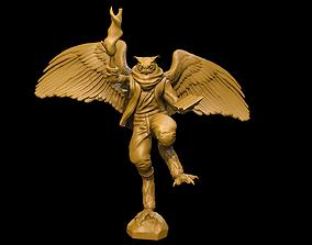 Aarakocra Wizard 3D print model