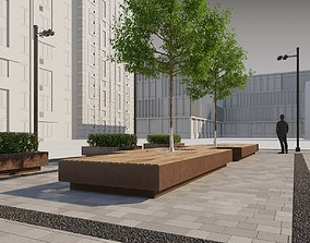 Street Decor part 021 3D model