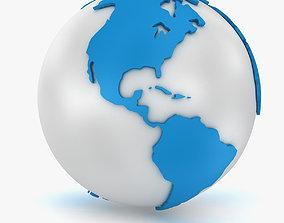 3D asset World - Sphere