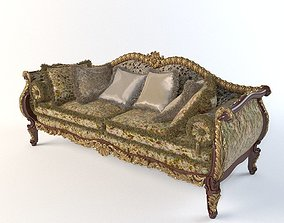 3D Sofa D455 by Francesco Molon