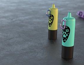 3D model Canine bottle
