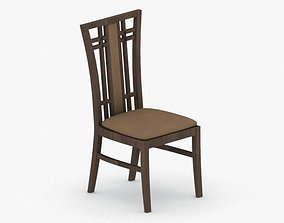 3D asset 0758 - Chair