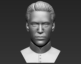 Neo Keanu Reeves from Matrix bust 3D printing ready stl 1