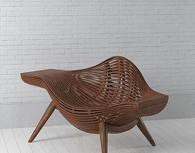chair 20 am157 3D model