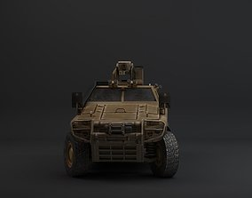 otokar cobra2 3D model