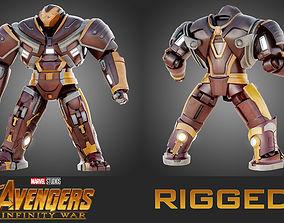 3D Hulkbuster - avengers infinity war