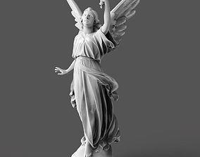 3D printable model goddess statue