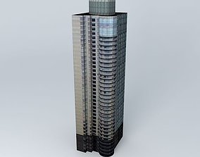 3D Fortune Garden Tower