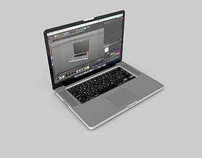Apple MacBook Pro Retina 15 3D model
