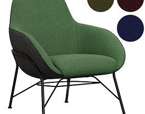 3D Roche Bobois Tilt armchair
