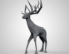 animal 3D print model