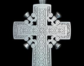 97 RELIGION Pectoral Cross 3D print model
