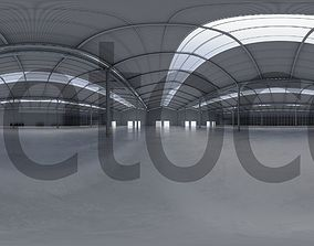 HDRI - Warehouse Interior 11 3D model