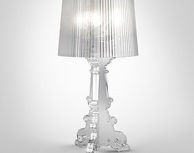 Bourgie Lamp by Kartell 3D