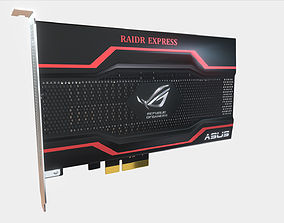 3D model Asus Rog Raider Express