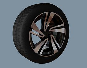 AS rims collection 5 - VW Nevada 3D model