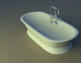 clean Bathtub 3D