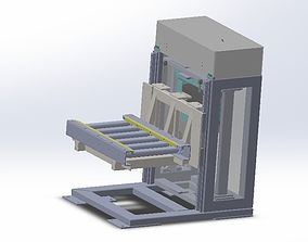 3D Electric elevator